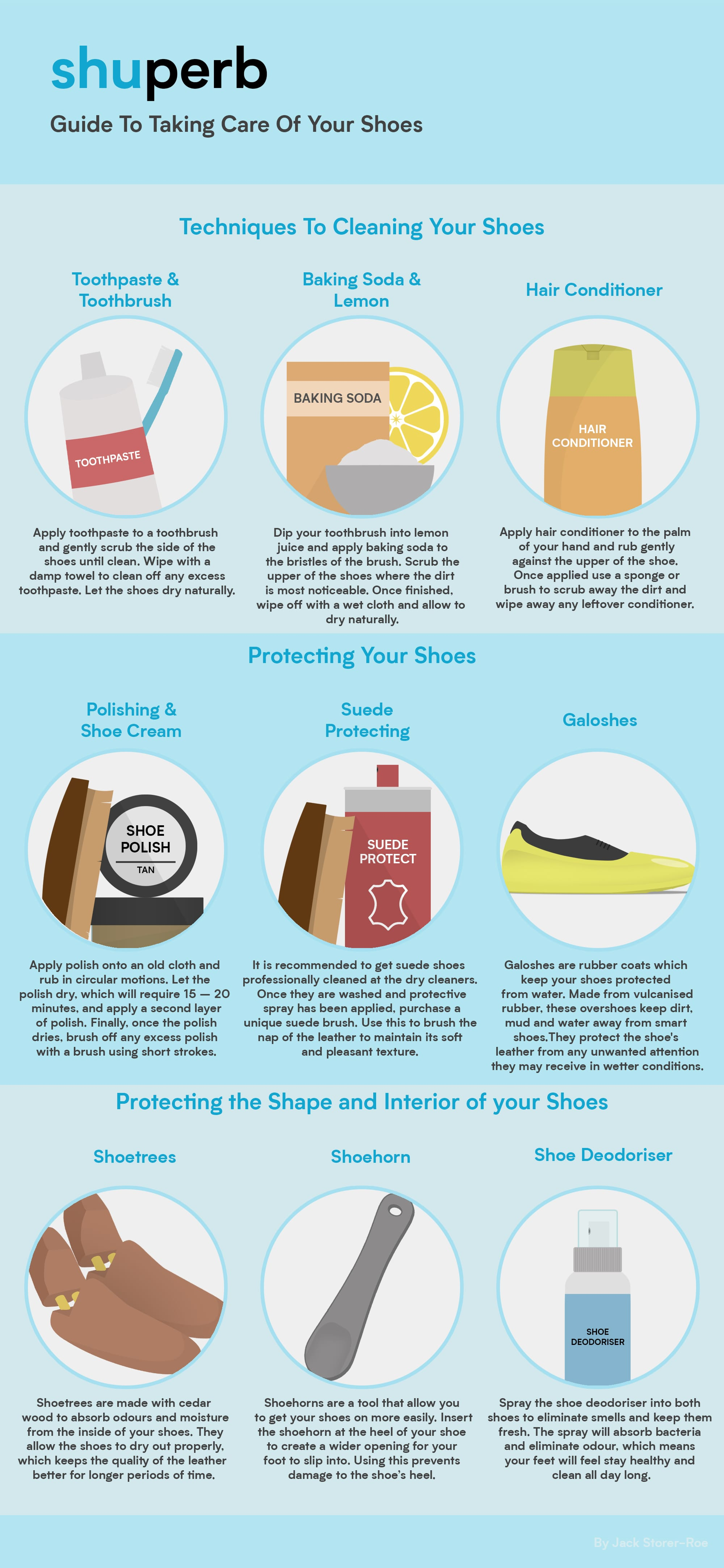 Shuperb's Guide To Care Of Your Shoes