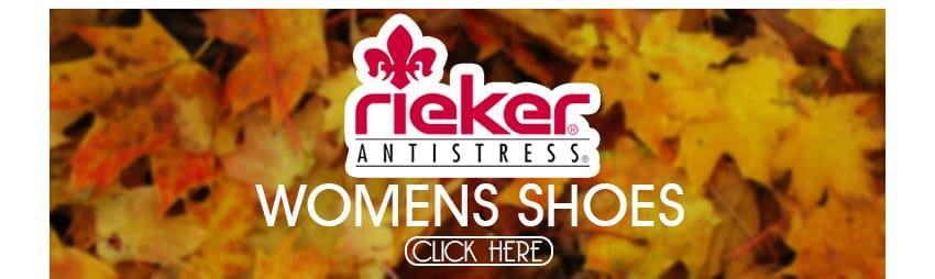 Rieker Antistress Womens Ladies Shoes
