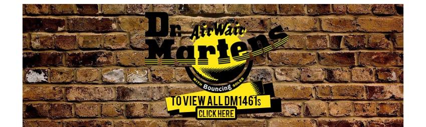 Dr Martens 1461 & Dr Martens 1461z