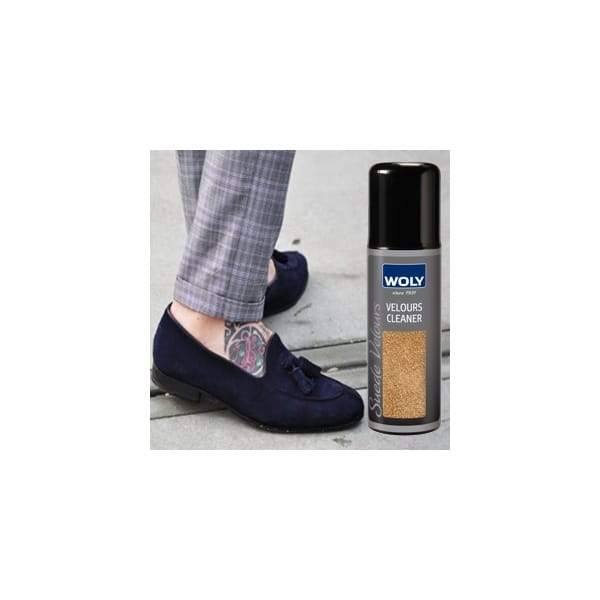 woly nubuck suede leather cleaner 125ml woly from