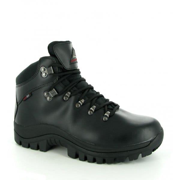 johnscliffe scafell unisex waterproof hiking boots black