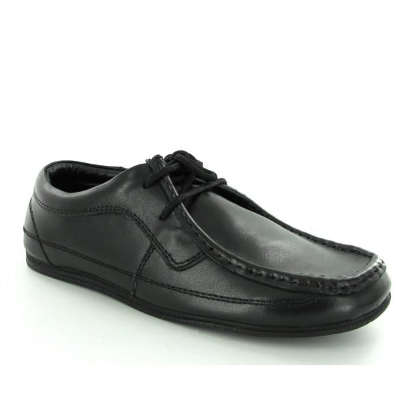 mens leather wallaby work school cheap flat casual office