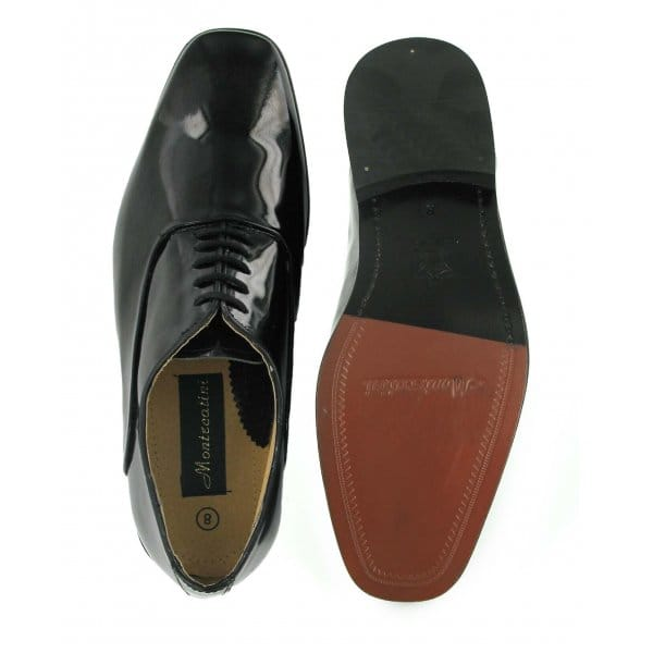mens patent leather formal shoes wide fitting buy from