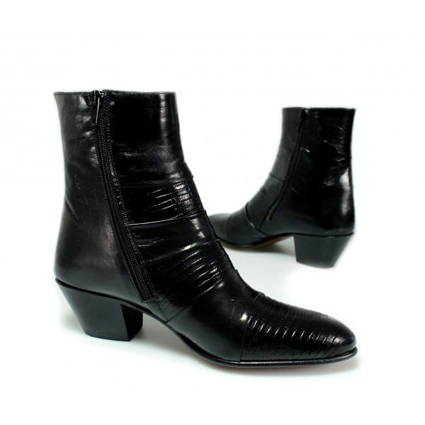 Reptile Leather Shoes