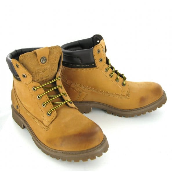 wrangler creek womens 6 eyelet leather boots