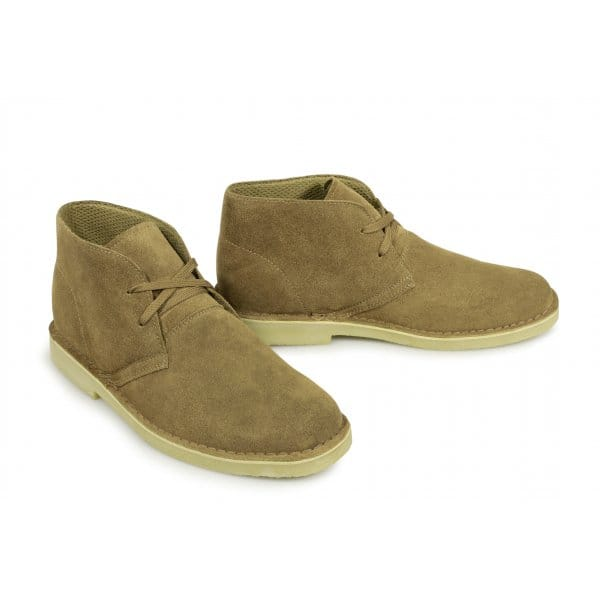 Mens-Original-Suede-Leather-Lace-Up-Retro-Mod-Ankle-Rounded-Chukka-Desert-Boots