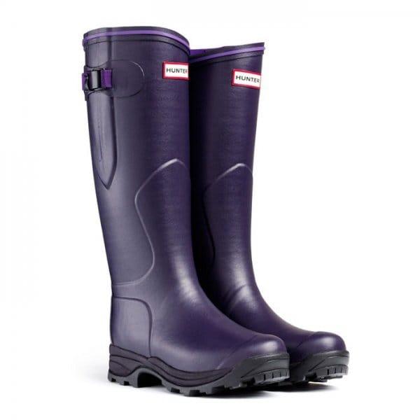 Hunter Balmoral Lady Neoprene Womens Wellington Boots