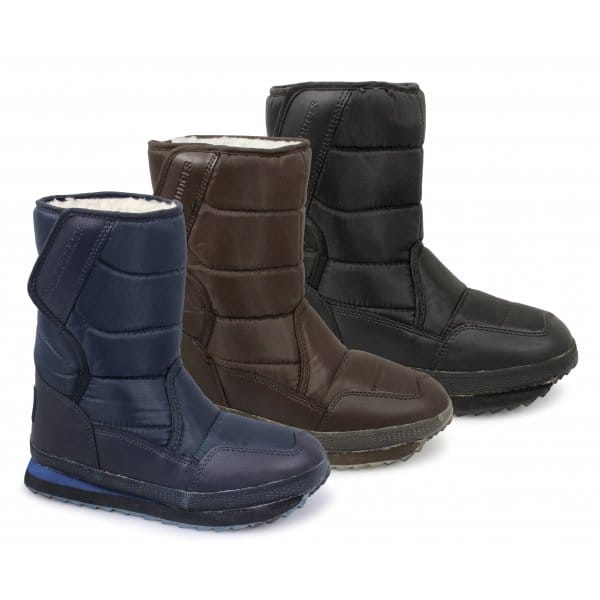 New GUMBIES Unisex Mens/Womens/Kids Full FUR WARM LINED Snow Boots Lightweight NEW | EBay