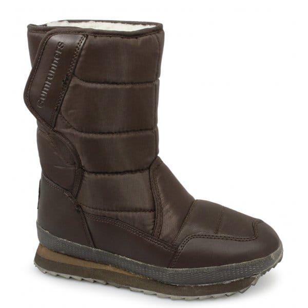 Unique Womens Groundwork Snow Winter Warm Lined Grip Mucker Lightweight Boots | EBay