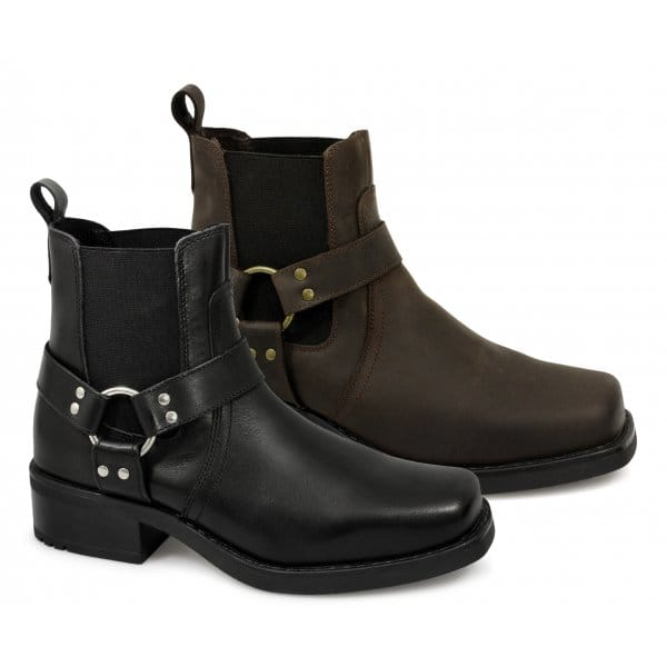 Home mens boots gringos gringos harley mens leather