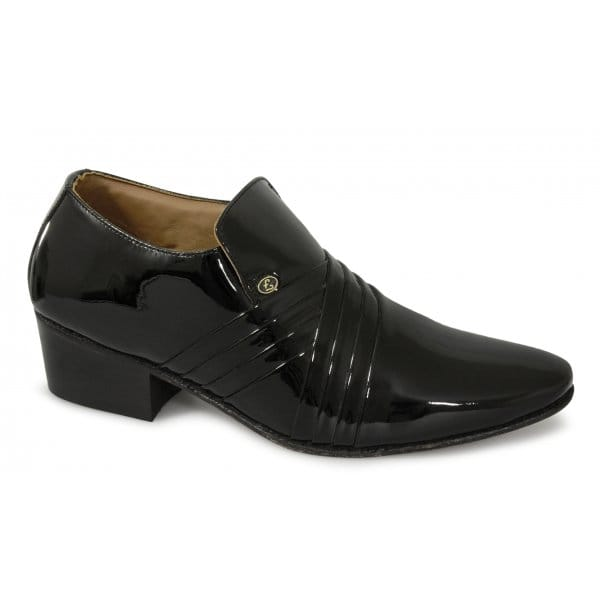 Mens Latin Cuban Heel Shoes