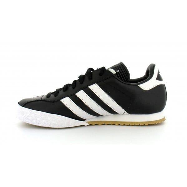 adidas black samba trainers
