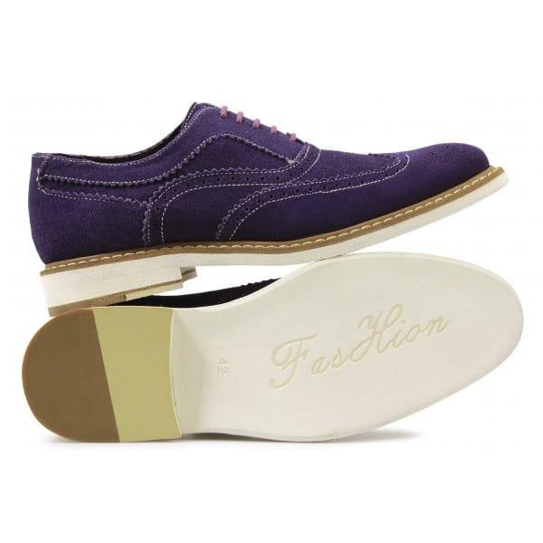 Free shipping BOTH ways on Shoes, Purple, Men, from our vast selection of styles. Fast delivery, and 24/7/ real-person service with a smile. Click or call