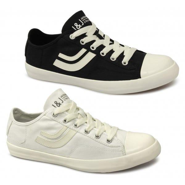 jones camden shoe mens canvas shoes white
