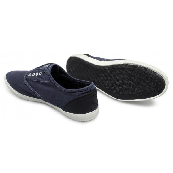 jones originals mens canvas shoes blue buy