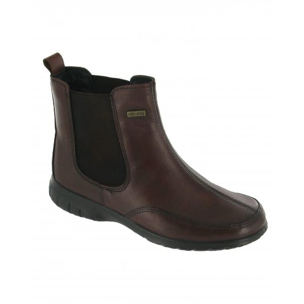 Simple Blondo Womens A1232 Masym Waterproof Leather Shearling Winter Boots