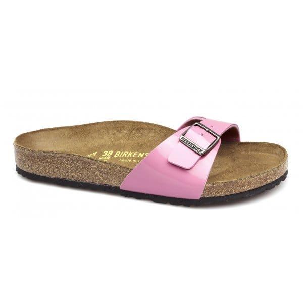 birkenstock madrid pink sandals