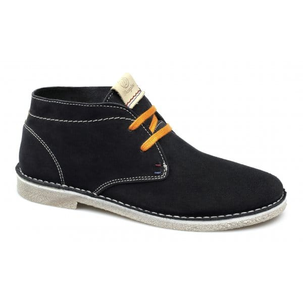 wrangler churlish mens suede desert boots flag blue buy