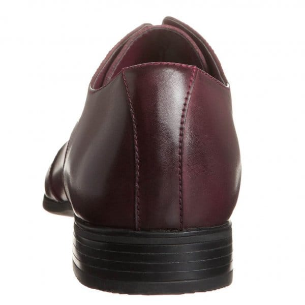 Home Mens Shoes Front MILAN Leather Chisel