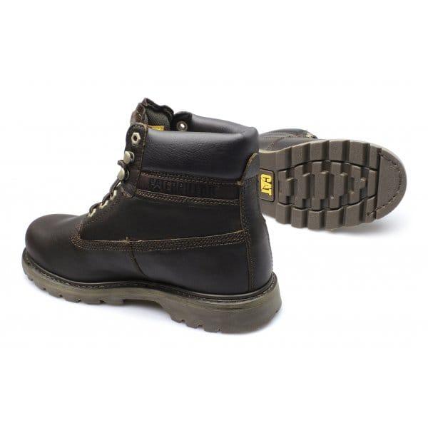 caterpillar colorado mens wide work boots salt marsh buy
