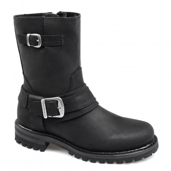 Harley Davidson Ladies Biker Boots Uk