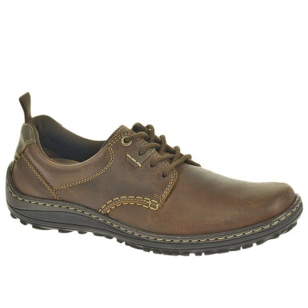 hush puppies belfast oxford pl mens dual fit shoes brown