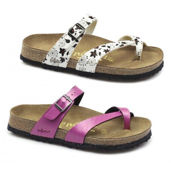 papillio birkenstock tabora womens buckle flat sandals. Black Bedroom Furniture Sets. Home Design Ideas