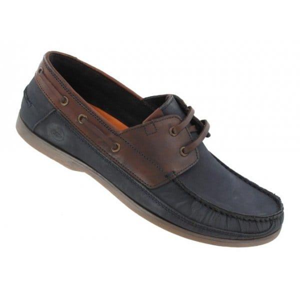 Hi Tec Weymouth Men S Leather Deck Shoe