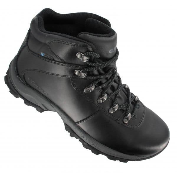 hi tec eurotrek ii mens waterproof leather walking boots
