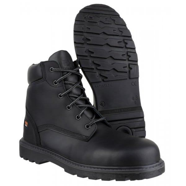 Timberland HERO 6201091 Unisex S3 SRC Safety Boots Black ...
