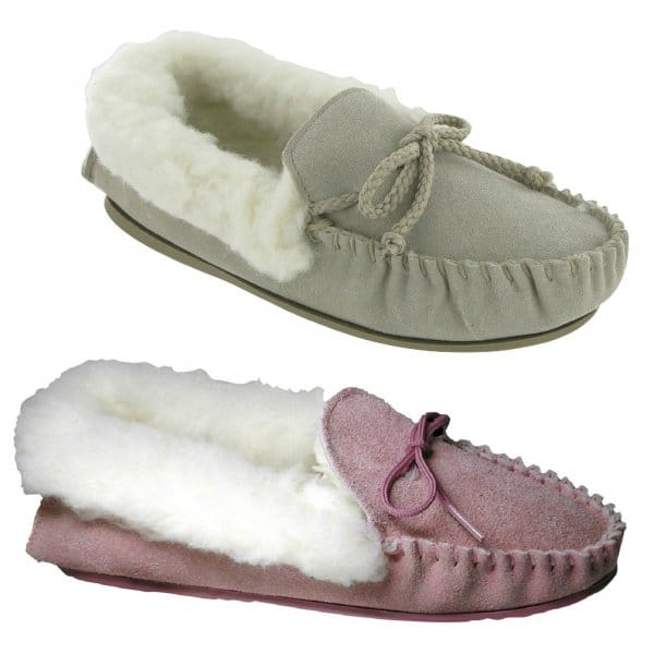 how to clean softmoc moccasin slippers