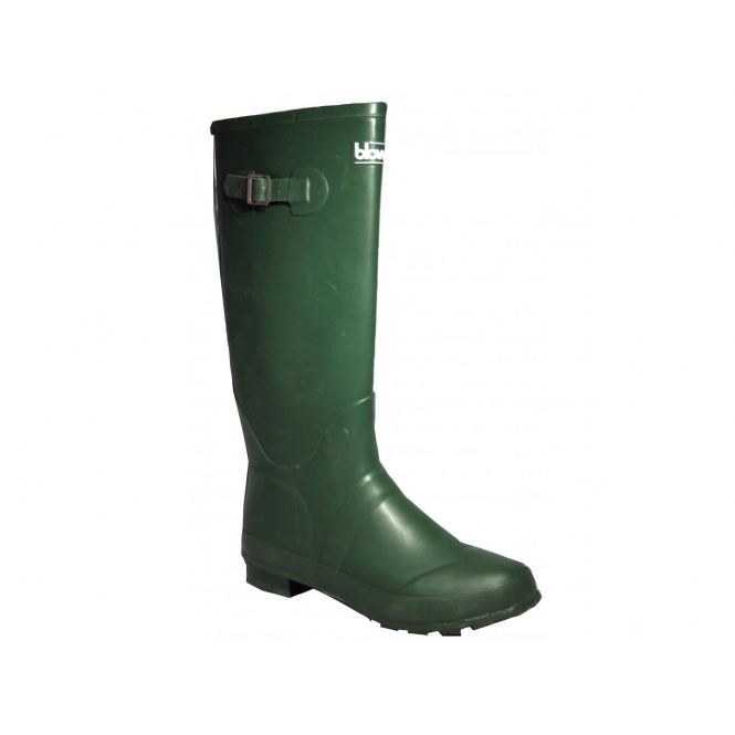 Cotswold PADDOCK Mens Adjustable Wellington Boots Green