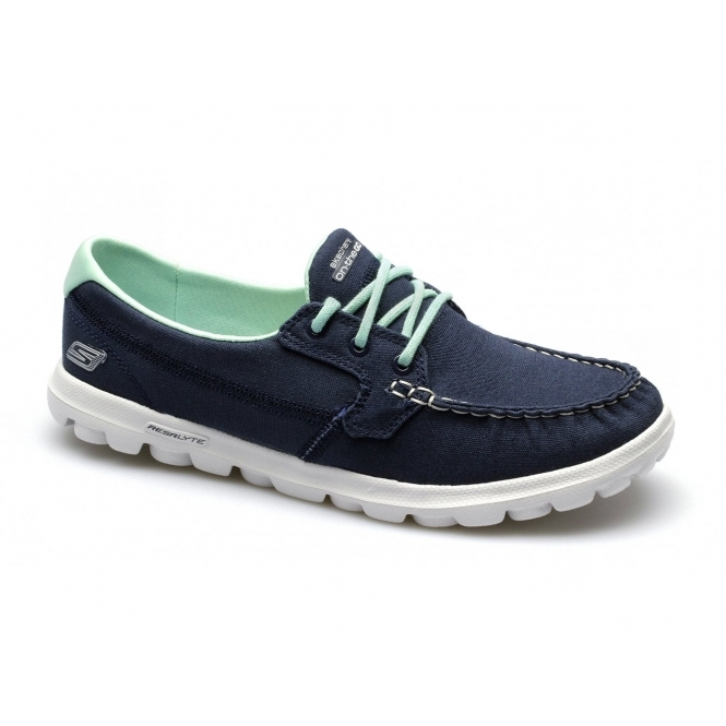 Skechers Womens Deck Shoes
