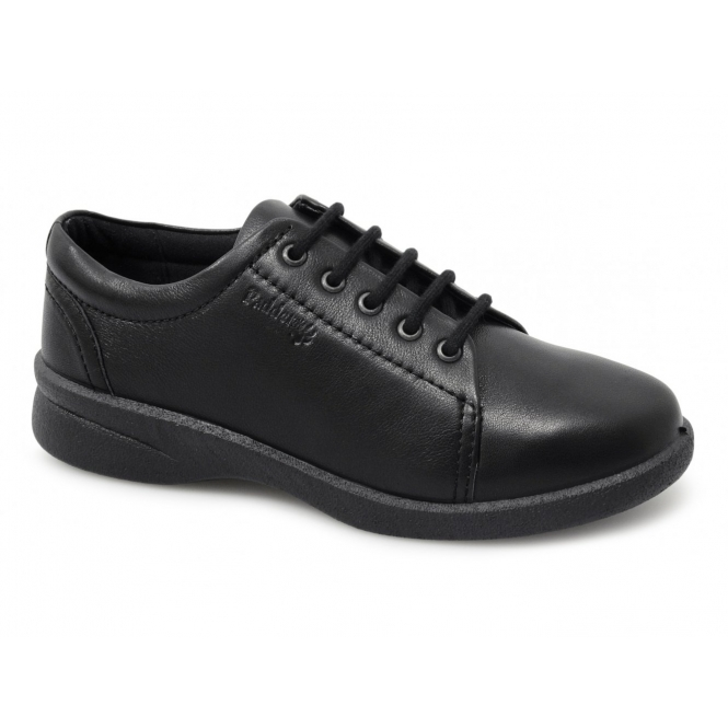 Padders REFRESH Ladies Wide EEE/EEEE Fit Shoes Black