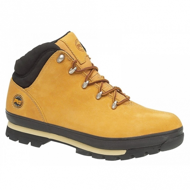 Timberland SPLIT ROCK PRO Mens S3 HRO Safety Boots Wheat