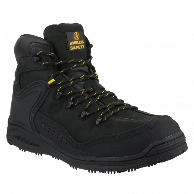 Amblers Safety FS70C Mens S3 Safety Boots Black