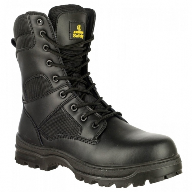 Amblers Safety FS008 Mens S3 Safety Boots Black