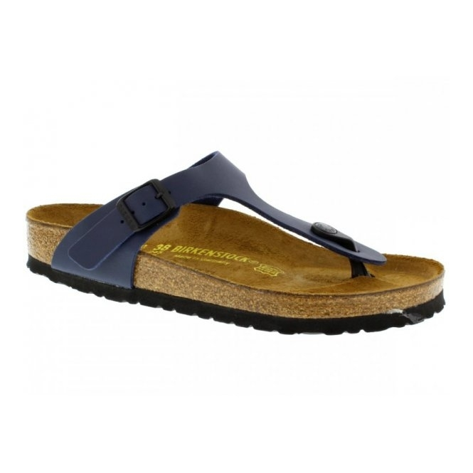 c76a6bb41a0c Birkenstock Bali Oiled Leather Two Strap
