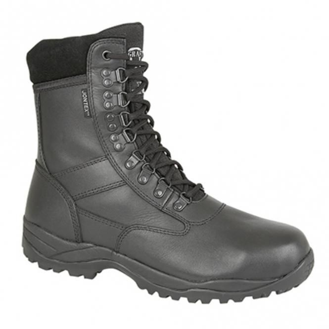Grafters TORNADO Unisex SB WR HRO SRA Safety Boots Black