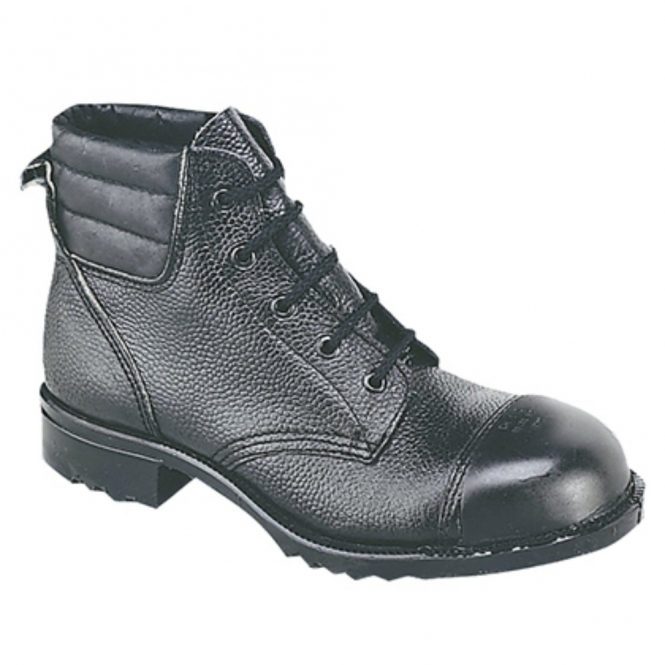 Grafters M492A Mens SB HRO Safety Boots Black