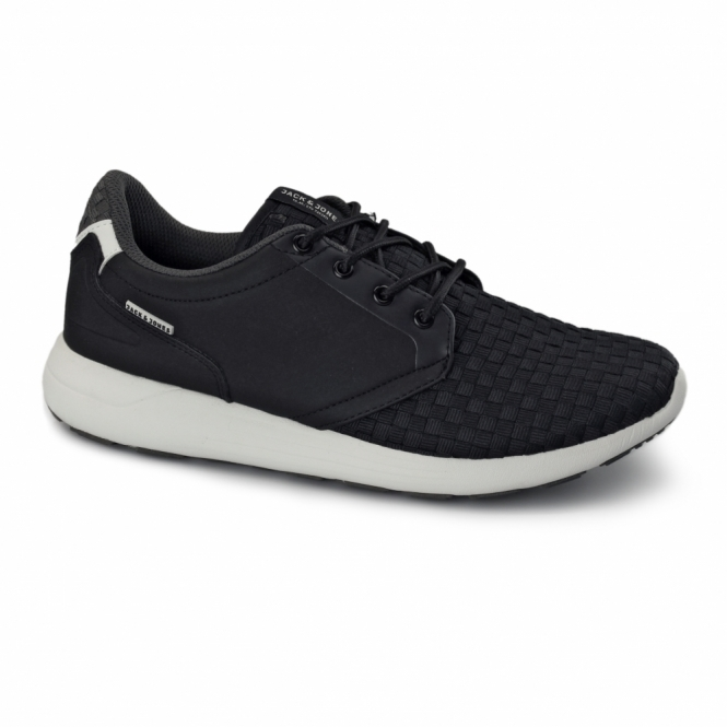 Jack & Jones LAVAL Mens Smart Casual Trainers Anthracite