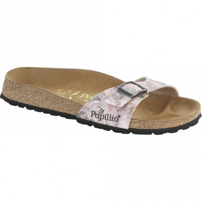 Papillio By Birkenstock MADRID Ladies Buckle Sandals Silky Pink