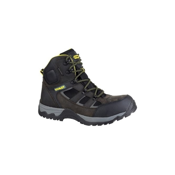 Stanley KELSO Mens Steel S3 WP SRA Safety Boots Black