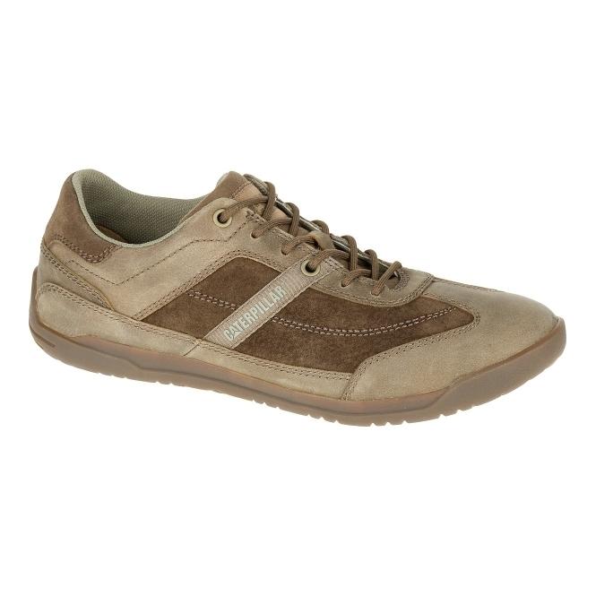 Cat ® RIMSKI Mens Wide Trainer Shoe Beaned