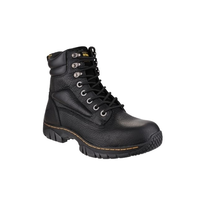 Dr Martens PURLIN ST Mens S3 HRO SRC Safety Boots Black