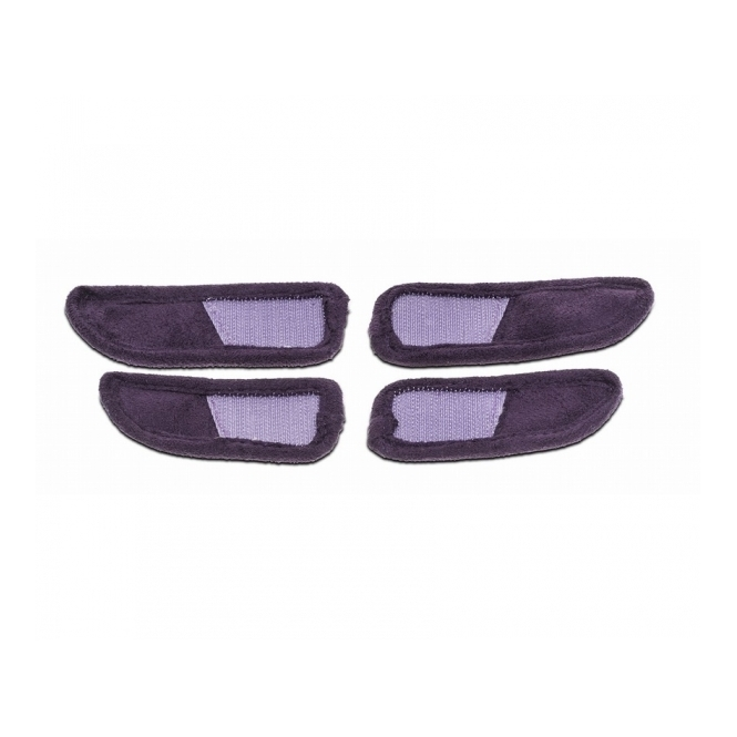 Padders LYDIA EXTENSION STRAPS Ladies Touch Fasten Purple/Lilac
