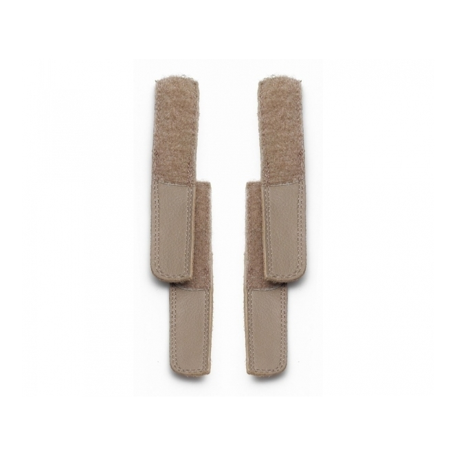 Padders REVIVE EXTENSION STRAPS Ladies Touch Fasten Mushroom