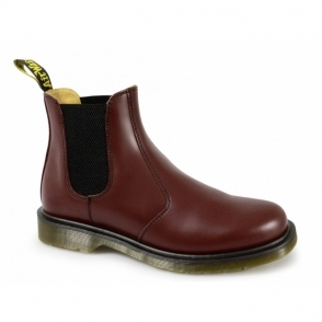 2976 Unisex Classic Airwair Chelsea Boots Cherry Red