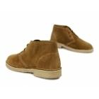 Roamers ORIGINAL Unisex Suede Leather Desert Boots Sand