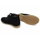 Cotswold SNOWHILL Unisex Suede Comfy Desert Boots Black